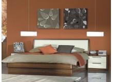 Κρεβάτι SABA SA-03 με κομοδίνα