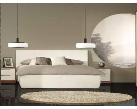 Κρεβάτι SABA SA-01 με κομοδίνα